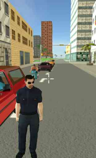 US Police Crime Rope Hero Real Gangster Simulator 1