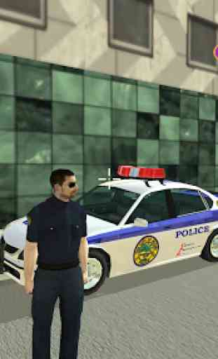 US Police Crime Rope Hero Real Gangster Simulator 2