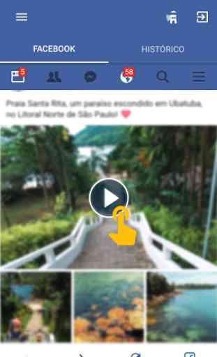 Video Downloader for Facebook Video Downloader 1