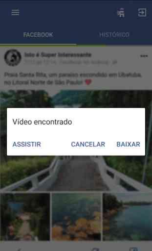 Video Downloader for Facebook Video Downloader 2