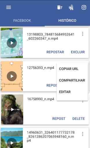 Video Downloader for Facebook Video Downloader 4