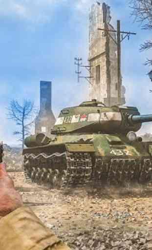 World War Survival: FPS Shooting Game 3