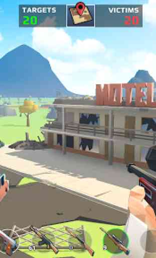 Battle Royale: FPS Shooter 1