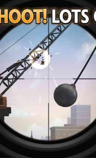 Clear Vision 4 - Brutal Sniper Game 4