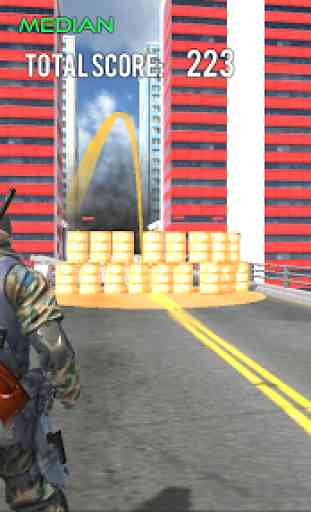 Delta Force Fury: Shooting Games 2