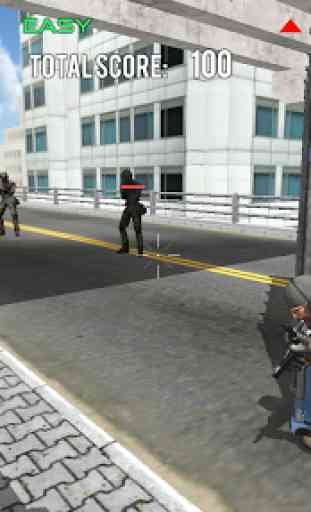 Delta Force Fury: Shooting Games 3