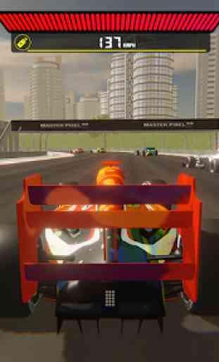 Formula Car Challenge 1