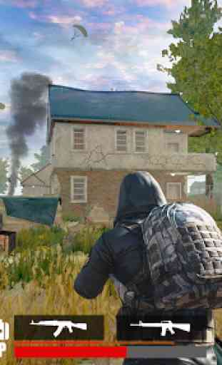 Free Survival Battleground  Fire : Battle Royale 1