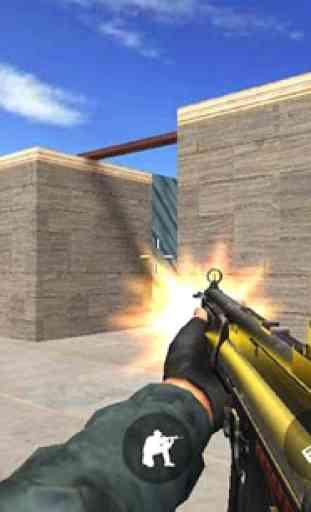 Gunner FPS Shooter 2