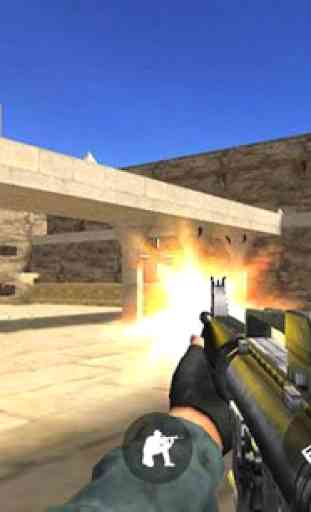 Gunner FPS Shooter 3