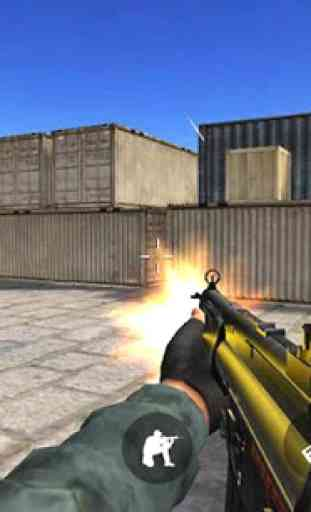 Gunner FPS Shooter 4