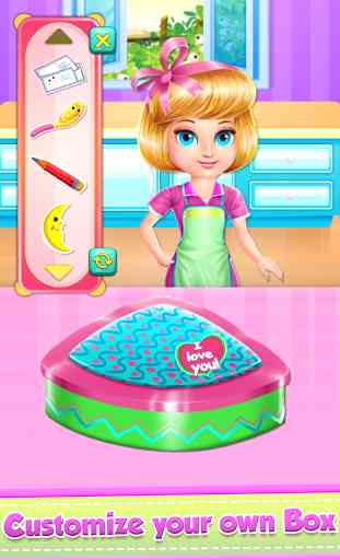 Lunch Box Cooking and Decoration 4