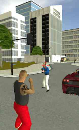 Mafia Crime Hero Street Thug Simulator 2