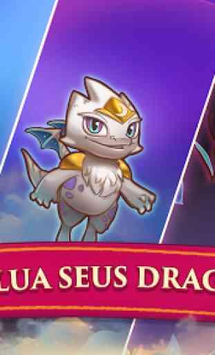 Merge Dragons! 4