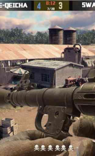 Modern Frontline Mission 4