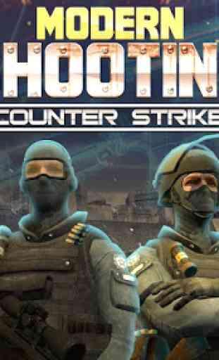 Modern Shooting Assault Combat: Counter Terrorist 1