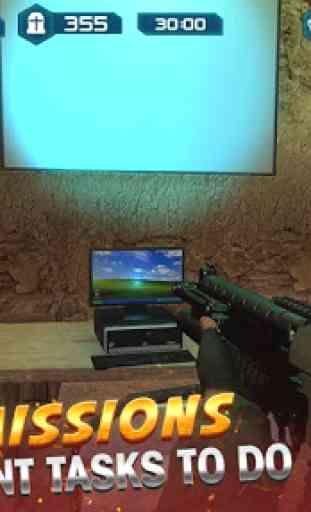 Modern Shooting Assault Combat: Counter Terrorist 4