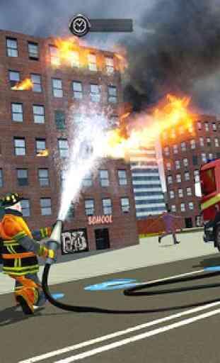 NY City FireFighter 2017 3