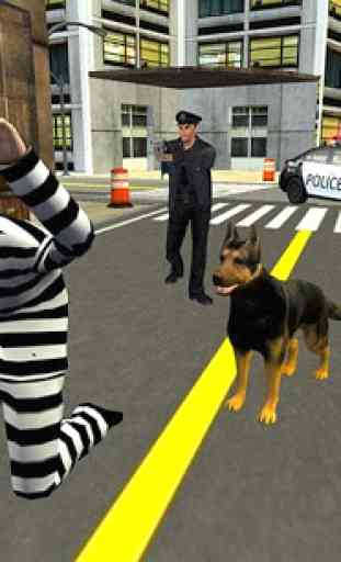 NY City Police Dog Simulator 3D 1