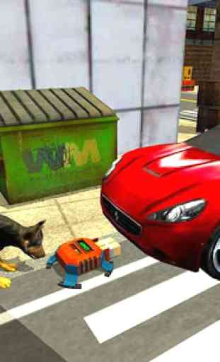 NY City Police Dog Simulator 3D 3