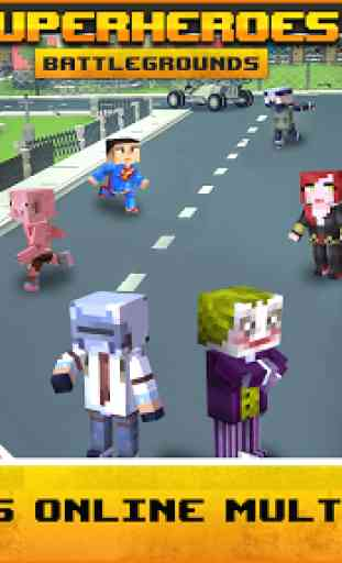 Pixel Battlegrounds Royale: O melhor battle royale 1