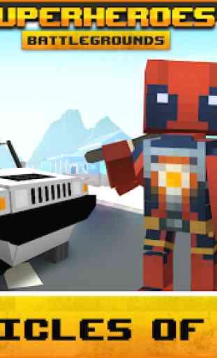 Pixel Battlegrounds Royale: O melhor battle royale 2