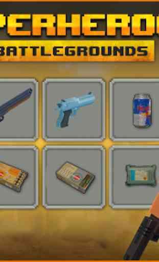 Pixel Battlegrounds Royale: O melhor battle royale 4