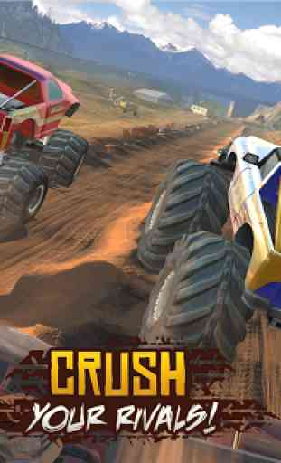 Racing Xtreme 2: Top Monster Truck & Offroad Fun 2