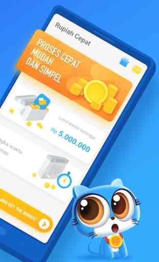 Rupiah Cepat- Pinjaman Uang Tunai Kredit Dana Cash 2