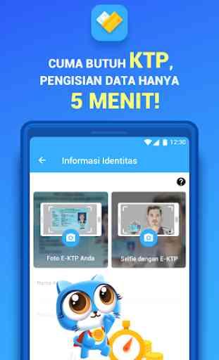 Rupiah Cepat- Pinjaman Uang Tunai Kredit Dana Cash 4