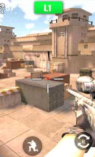 Sniper Shoot Assassin US 1