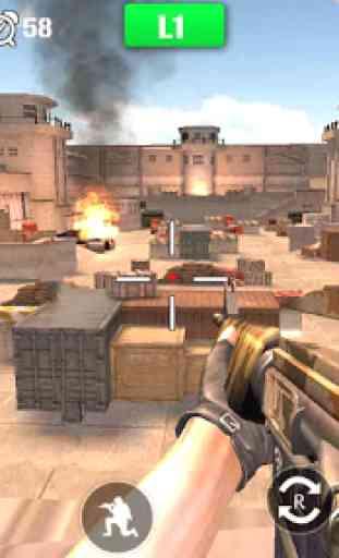 Sniper Shoot Assassin US 2