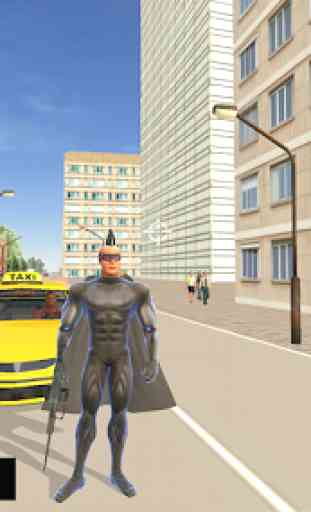 Super Hero Us Vice Town Gangstar Crime 1