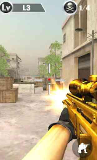 US Sniper Assassin Shoot 1