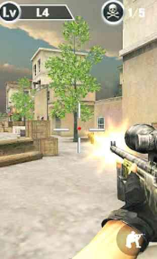 US Sniper Assassin Shoot 2