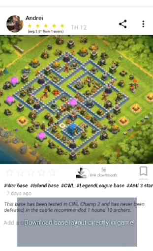 Clash Base Pedia (with links) Pro 2020 4