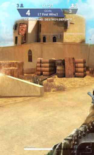 Counter Shooter Mission War 2
