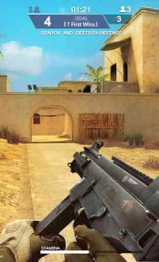 Counter Shooter Mission War 3