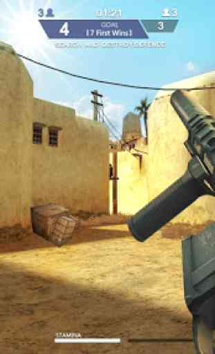 Counter Shooter Mission War 4