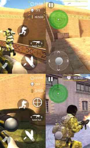 Counter Terrorist Strike Shoot 1