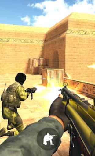 Counter Terrorist Strike Shoot 2