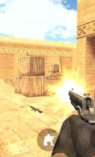 Counter Terrorist Strike Shoot 3