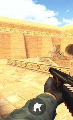 Counter Terrorist Strike Shoot 4