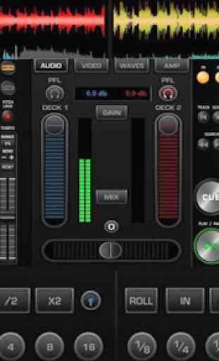 DJ Controller Mixer 2