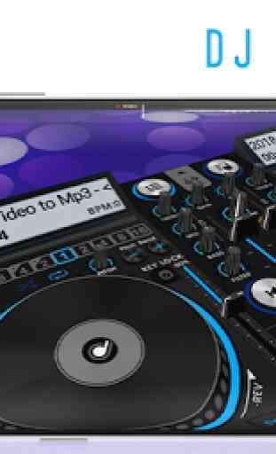 DJ Mixer Studio 2018 1