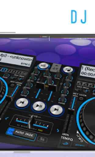 DJ Mixer Studio 2018 2