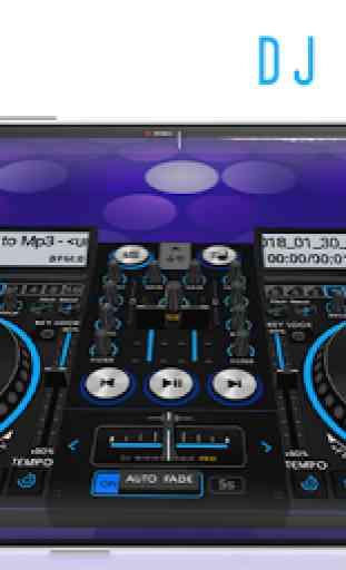 DJ Mixer Studio 2018 3