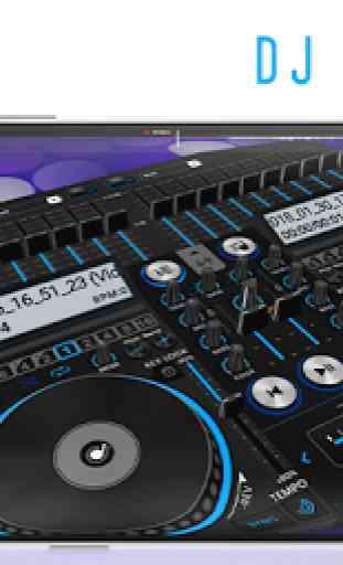 DJ Mixer Studio 2018 4