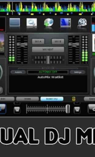 DJ Music Mixer Player 3