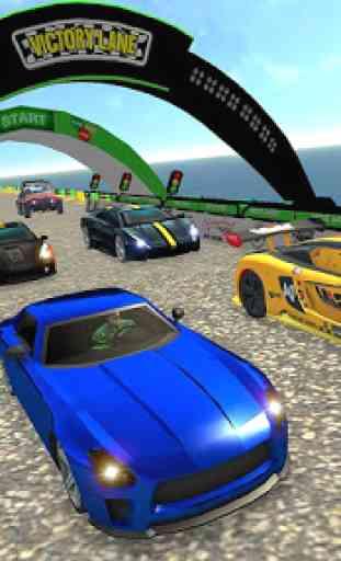 GT Racing Stunts: Tuner Car Driving 2